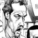 Hugh Laurie in 'House' illustration